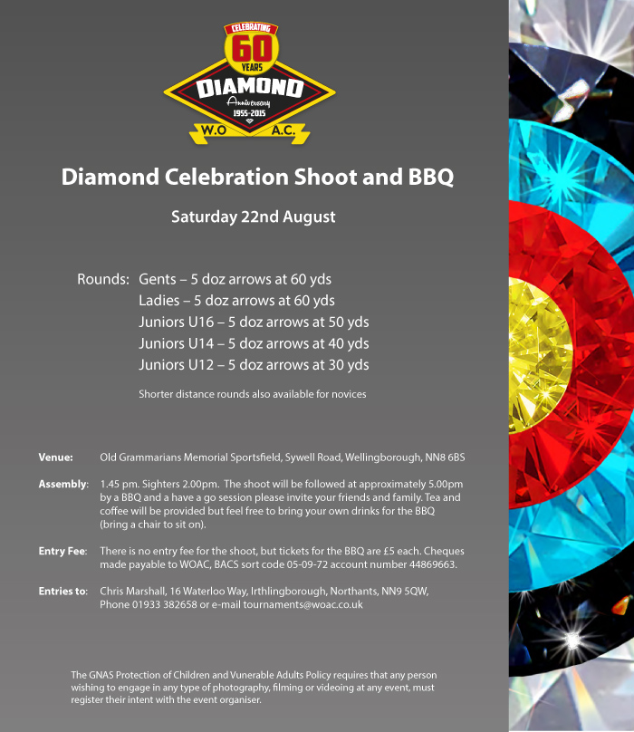 Diamond celebration