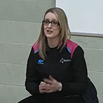 NCAS Coaching Session 22nd January with Danielle Brown