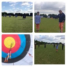 WOAC Juniors Return to Competition