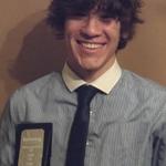 Jon wins Kettering Young Sportsman Award