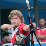 Brad Returns from Youth Olympics