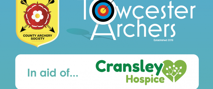 Spaces available for NCAS Charity Shoot at Towcester Archers